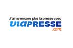 Codes promos et avantages Viapresse, cashback Viapresse