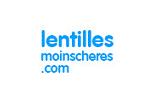 Codes promos Lentillesmoinscheres.com : Livraison gratuite / Code promo valide jusqu'au : 31/07/2017 et cumulable avec votre cashback