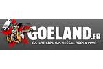 Codes promos et avantages Goeland, cashback Goeland