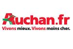 Bon plan Auchan FR : codes promo, offres de cashback et promotion pour vos achats chez Auchan FR