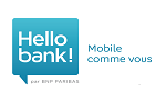 Codes promos et avantages Hello Bank!, cashback Hello Bank!