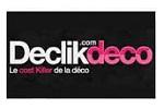 Codes promos et avantages Declikdeco, cashback Declikdeco