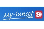 Codes promos et avantages My Sunset, cashback My Sunset