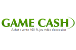 Codes promos et avantages Game Cash, cashback Game Cash