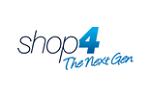 Codes promos et avantages Shop4, cashback Shop4