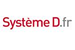 Codes promos et avantages Système D, cashback Système D