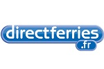 Codes promos et avantages Direct ferries, cashback Direct ferries