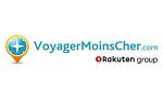 Codes promos et avantages VoyagerMoinsCher, cashback VoyagerMoinsCher