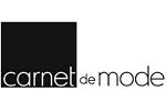Bon plan Carnet de mode : codes promo, offres de cashback et promotion pour vos achats chez Carnet de mode