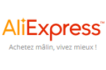 Bons plans chez Aliexpress, cashback et réduction de Aliexpress