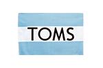 Codes promos Toms : 10% / Code promo valide jusqu'au : 05/03/2017 et cumulable avec votre cashback
