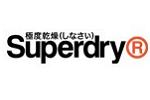 Codes promos et avantages Superdry, cashback Superdry