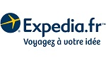 Bons plans chez Expedia, cashback et réduction de Expedia