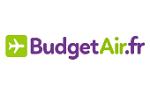 Bon plan BudgetAir : codes promo, offres de cashback et promotion pour vos achats chez BudgetAir