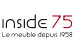 Bons plans chez inside75, cashback et réduction de inside75